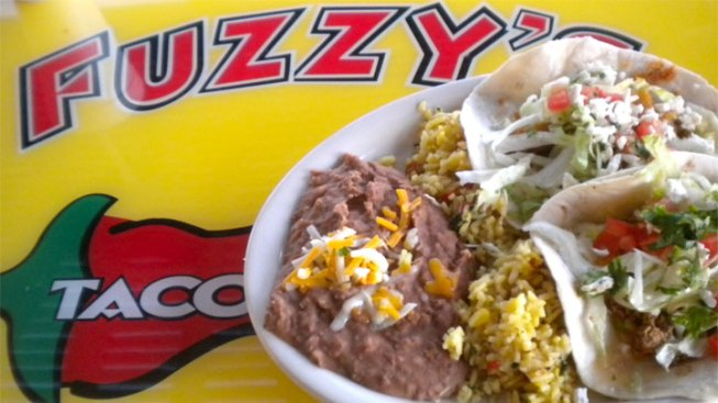 Fuzzy's Taco Shop & the Big 5-O