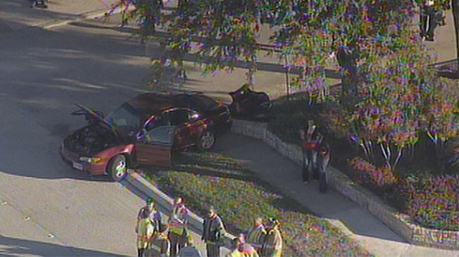 Serious Crash Ejects Child in Fort Worth