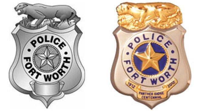 Panther City Commemorates Unique Police Badge