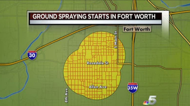 West Nile Virus Texas Zip Code Map.Fort Worth Sprays For Mosquitoes For First Time In Decades Nbc 5