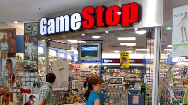 Ex-Official of Computer Game Retailer Admits Fraud
