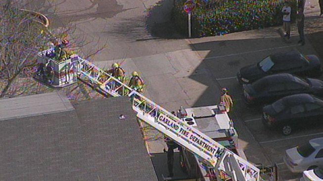 One Dead After Garland Apartment Fire