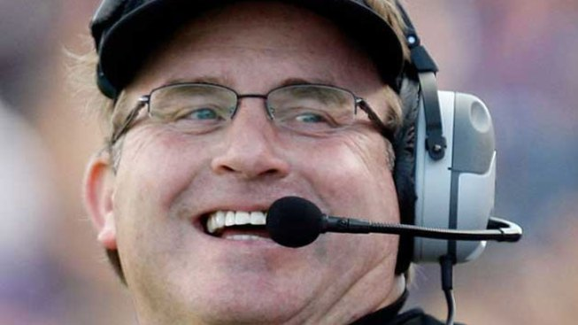 Gary Patterson to Throw First Pitch on Gary Night