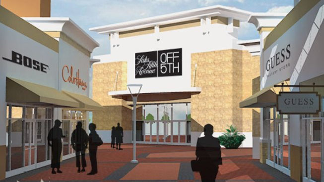 Groundbreaking Planned for Grand Prairie Outlet Mall