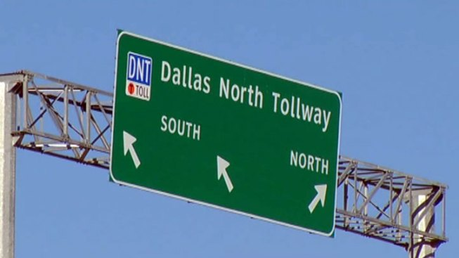 Parts of Dallas North Tollway Closing for Construction: NTTA