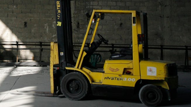 Dallas Workers Crushed, Killed by Unmanned Forklift