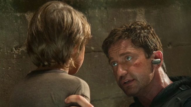 Gerard Butler Returns to His Action Hero Roots
