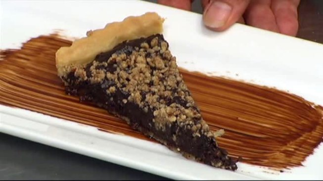 Chef Dena Peterson Shares German Chocolate Tart Recipe