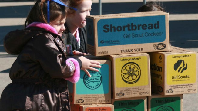 Thousands of Girl Scouts to Gather for 'Cookies Now!'