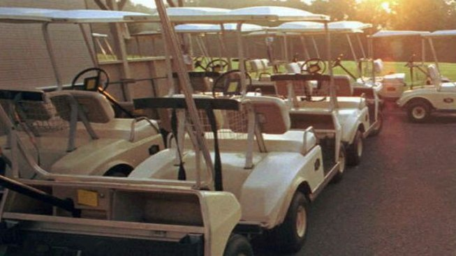 Texas Panhandle Golfer Dies After Fall From Cart