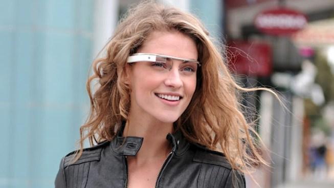 Google Shows Off Its Futuristic Web Glasses