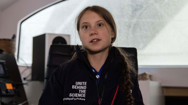 Teen Climate Activist Is Leaving US, Setting Sail for Spain