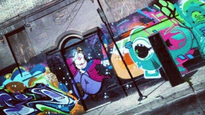 Wanted: Graffiti Artists