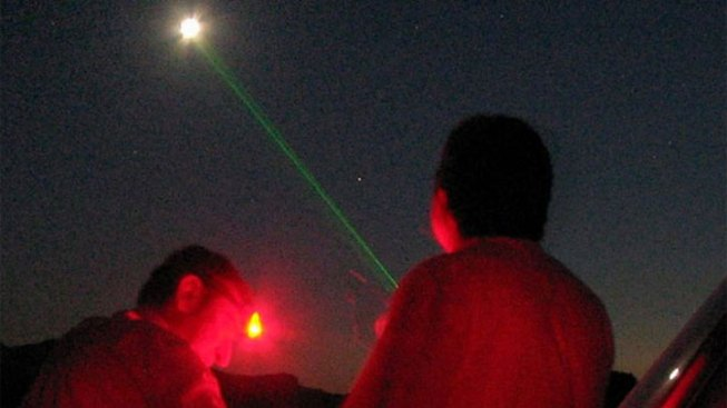 Another Laser Hits Plane in North Texas Skies