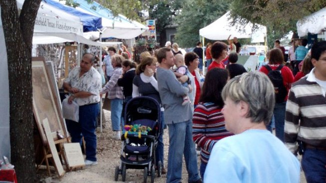 Worth the Drive: Old Gruene Market Days