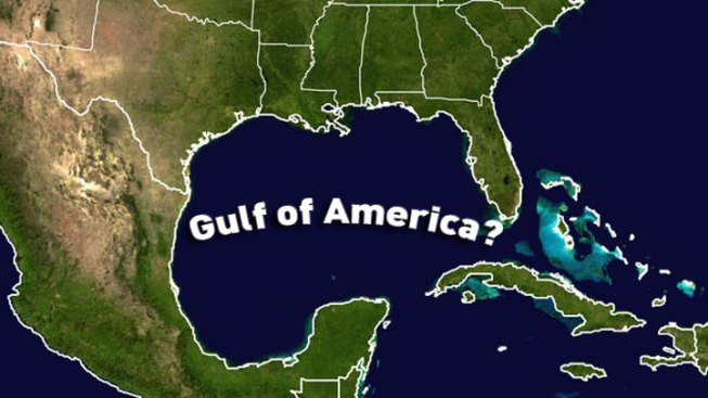 Gulf of America Bill a Joke Many Don't Get