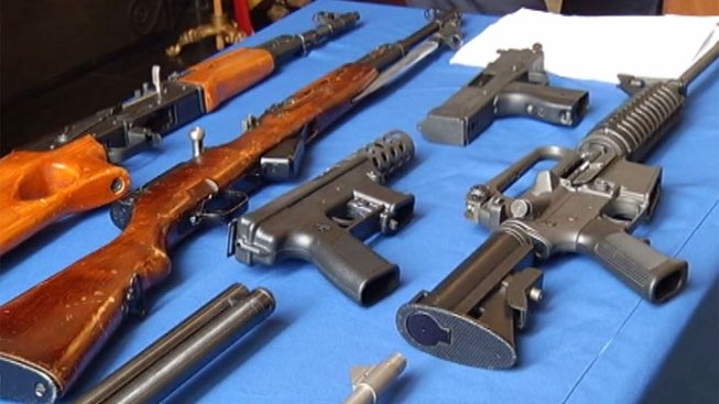 High Demand Drives Investors to Gun Market