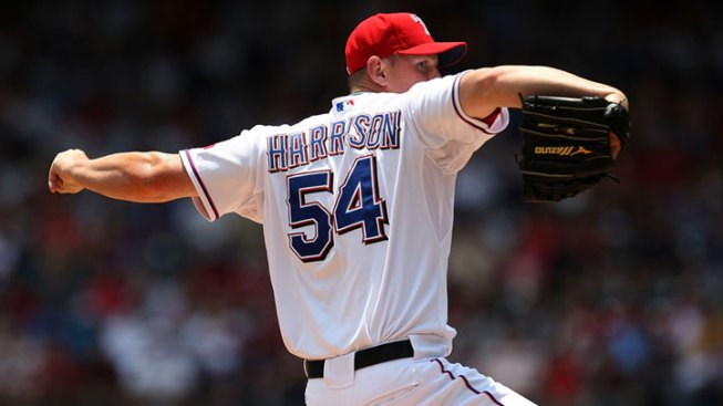 Harrison Looking For Another Shot in Rotation