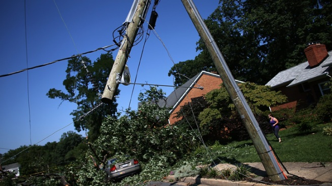 North Texans Head to Virginia to Help Restore Power