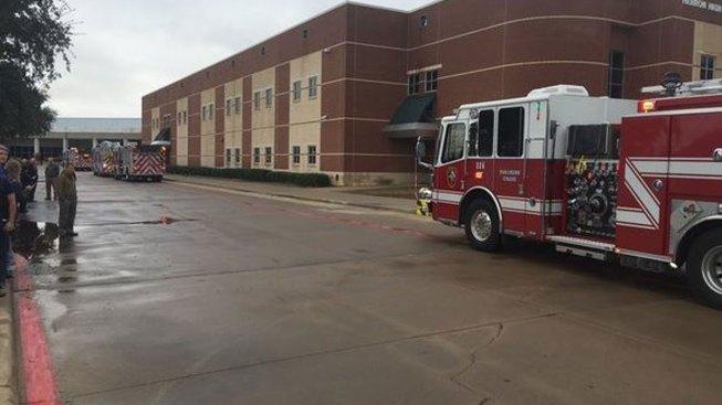 Hebron High School Evacuated Monday Afternoon