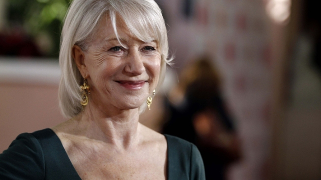 Helen Mirren Gives Noisy Drummers a Royal Rebuke