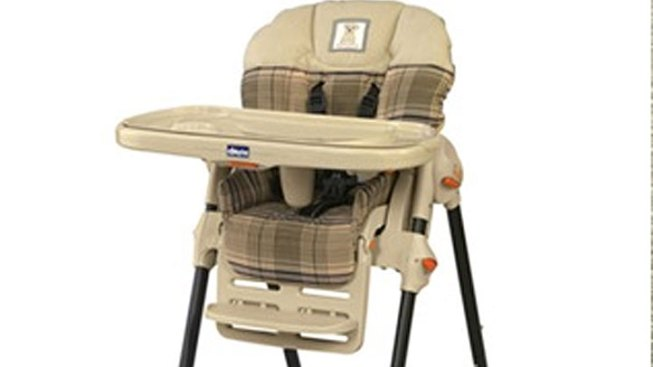 High Chairs Sold in Texas on Recall List
