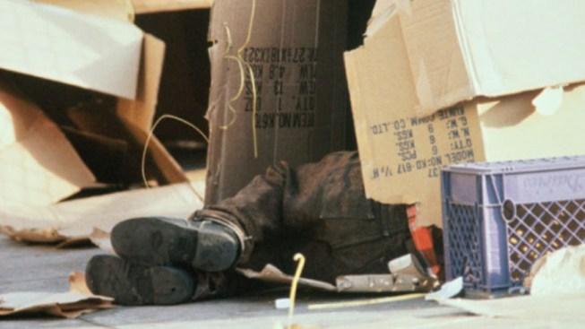 Houston Homeless Population Down