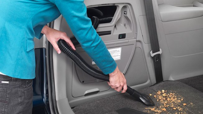 Honda Odyssey: The Minivan With Its Own Vacuum