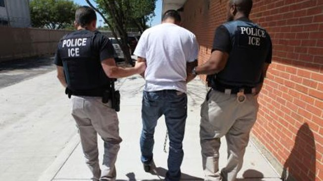 Dallas ICE Agents Arrest 200 Criminal Illegal Immigrants