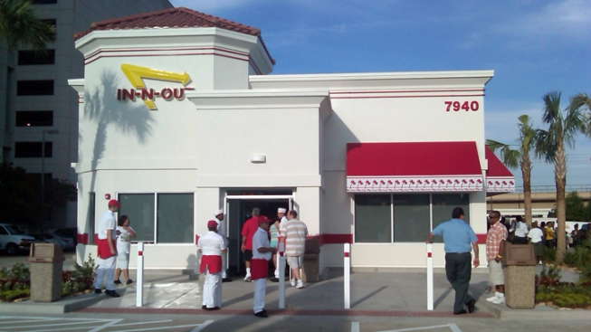 Two In-N-Out Locations to Open Thursday
