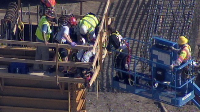 Construction Worker Injured in Hurst