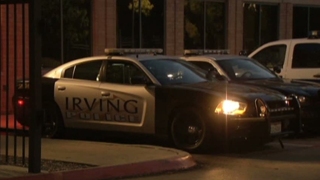 Wrong-Way Driver Hits Taxi in Irving