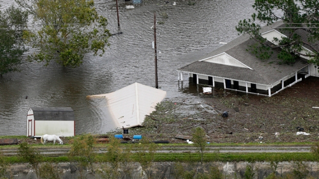 Isaac's Aftermath: No Water, Power Means Days of Misery for La.