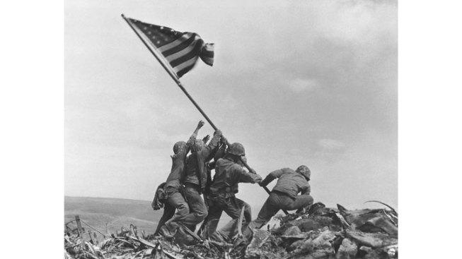 World War II Vet Who Provided Flag at Iwo Jima Dies in Sierra Madre