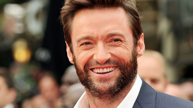 Hugh Jackman Can't Stop Bouncing in 2014 Tony Awards Promo