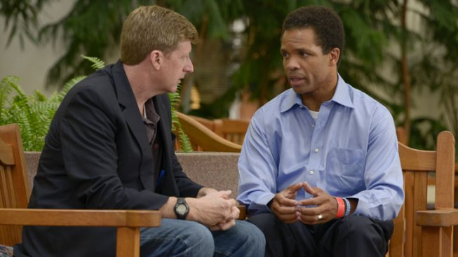 Rep. Jesse Jackson Jr. Gets Visit from Former Congressional Colleague