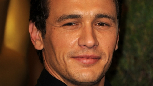 James Franco Seeks Ph.D. at Univ. of Houston