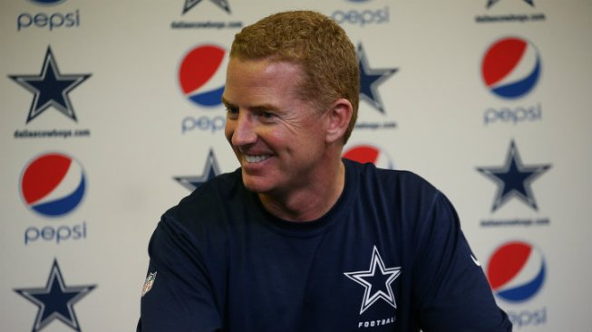 Jason Garrett Not Thinking About Extension