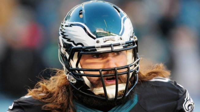 "Eagles C Jason Kelce: ""It's a Joke"" That Hardy's Allowed to Play"
