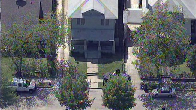 Barricaded Man in South Fort Worth Taken Into Custody