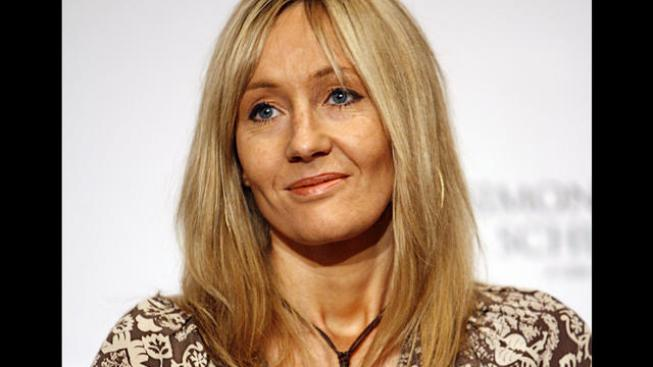 """J.K. Rowling Offers Up Sex, Drugs in First Post-""""Potter"""" Novel"""