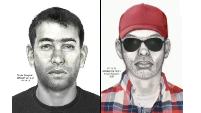 Updated Sketch Released in Burleson Sexual Assaults
