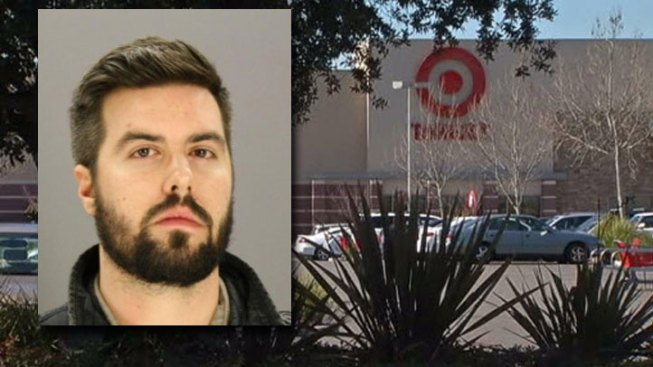 Rockwall Man Accused of Snapping Photos Under Teen's Skirt at Target
