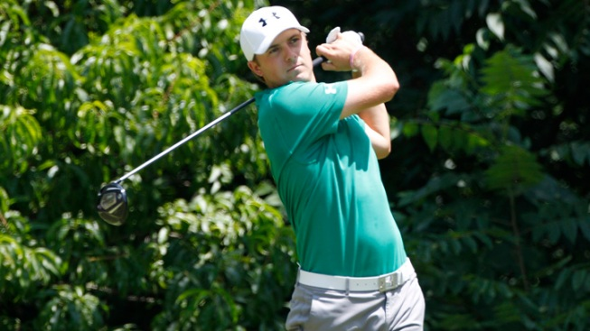 Spieth Making Masters Look Like Child's Play