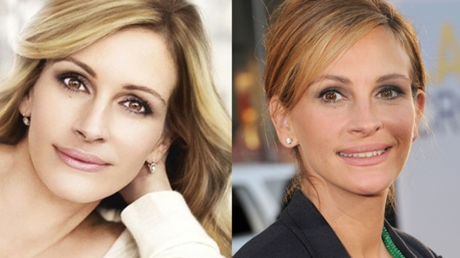 Julia Roberts' Ad Banned in UK
