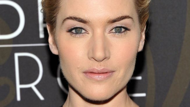 "Kate Winslet on Plastic Surgery: ""I'll Never Give In"""
