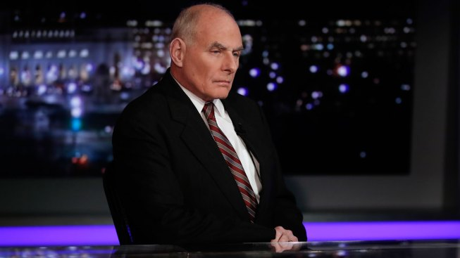 Under Fire, Kelly Overhauls White House Clearance Procedure