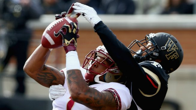 Kiper's 3rd Mock: Cowboys Pick Wake Forest CB Kevin Johnson