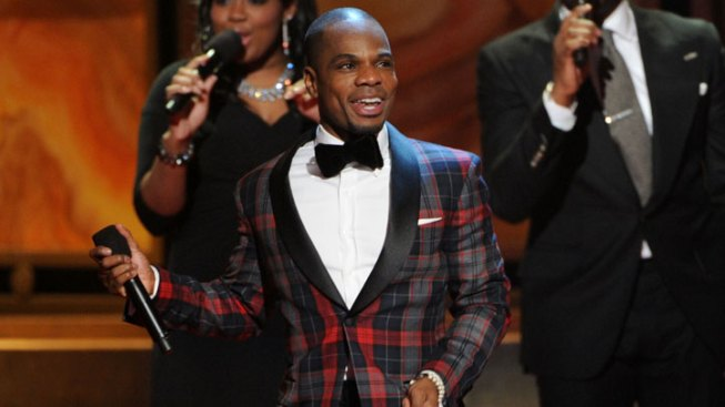 Fort Worth's Kirk Franklin honored by Rock Hall
