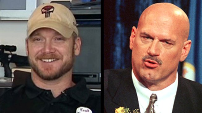 Jury in Jesse Ventura's Defamation Suit Against Chris Kyle to Return Tuesday